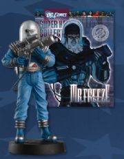 Eaglemoss DC Comics Super Hero Figurine Collection #058 Mister Mr. Freeze